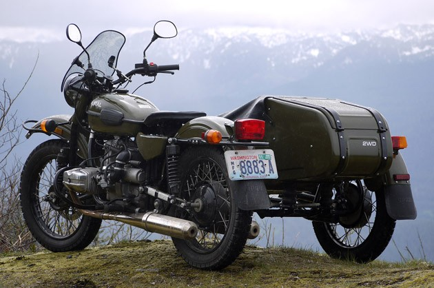 MISC Ural Patrol T